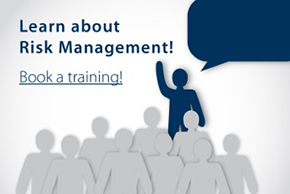 Learn about Risk Management! - Book a training!